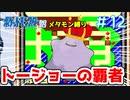 【ポケモン銀】メタモンだって旅がしたい! 第12話【縛り実況】
