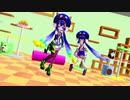 【MMD】すーぱーぬこわーるど ver.3【音街ウナ】