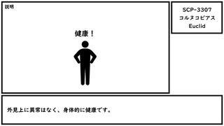 【ゆっくり紹介】SCP-3307【コルヌコピアス】