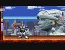 【ゲーム制作】ロールちゃんがロックマンXでボスラッシュをするゲーム 72