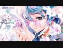ニコカラ 花を唄う on vocal シノ