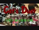 2匹の猫の愉快な歌.Rossini
