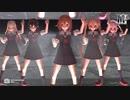 【MMD艦これ】白露型'S de Rock N' Roll(改変モデル1080P)