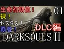 【ダークソウル2】生命初期値!裸!セスタス! 覇者!DLC編Part1【ゆっくり実況】