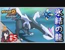 ポケモンUSUM #5 色違いキュレム入手まで! 伝説色違い捕獲巡り!ウルトラボールで捕獲せよ! Part5【ポケモンウルトラサンムーン】