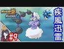 ポケモンUSUM #9 色違いボルトロス入手まで! 伝説色違い捕獲巡り!ウルトラボールで捕獲せよ! Part9【ポケモンウルトラサンムーン】
