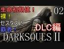 【ダークソウル2】生命初期値!裸!セスタス! 覇者!DLC編Part2【ゆっくり実況】