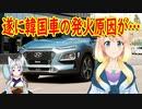 LGは悪くないんだからね!韓国の電気自動車の発火原因、バッテリー負極タブの欠陥・・・かも?【世界の〇〇にゅーす】