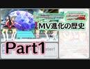 【コラボ】デレステ・ミリシタMV進化の歴史(Part1)