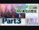 【コラボ】デレステ・ミリシタMV進化の歴史(Part3)