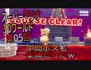 【スーパーマリオ3Dワールド】久しぶりのマリオをやっていくw 第05回【Switch版】