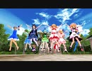 【東方MMD】妖精WAA!!!!