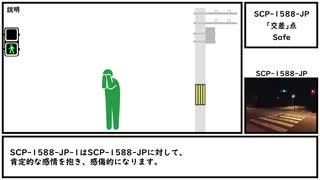 【ゆっくり紹介】SCP-1588-JP【「交差」点】