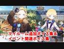 Fate/Grand Order ボイジャー 追加マイルームボイス集&イベント関連ボイス集(3/3追加分)