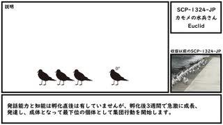 【ゆっくり紹介】SCP-1324-JP【カモメの水兵さん】