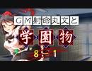 【ゆっくりTRPG】ラクシアのファンタジー学園モノ 学園崩壊の日①【SW2.5】