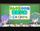 【ボイロラジオ】ずん子とウナの読書日和 第10回 ~旅に出たい~