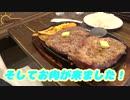 【ステーキ】今回は大食い企画でステーキ1キロを完食出来るか挑戦しました。【大食い】