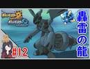 ポケモンUSUM #12 色違いゼクロム入手まで! 伝説色違い捕獲巡り!ウルトラボールで捕獲せよ!Part12【ポケモンウルトラサンムーン】