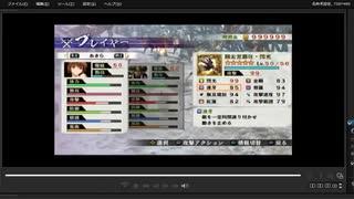 [プレイ動画] 戦国無双4-Ⅱの政宗初陣をあきらでプレイ