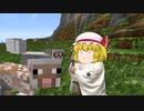 【ゆっくり実況】チートな世界で息抜くpart1【Minecraft】