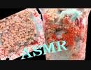「音フェチ」ASMR!バイノーラル録音!3種類の乾燥スライムを作ってみた♪集合体恐怖症の方はご注意♪立体音響!睡眠用BGM