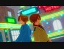 【APヘタリアMMD】ジャンキーナイトタウンオーケストラ【伊兄弟】