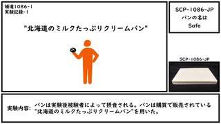 【ゆっくり紹介】SCP-1086-JP【パンの名は】