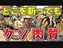 【MHXX】序盤のキークエの盾蟹とハプルボッカの肉質がくそ過ぎるww#4