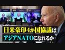 【拍案驚奇】日米豪印4か国協議はアジアNATOになれるか