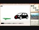 【ゆっくりSCP】SCP-1340-JP - エンジンにヒビが入ってしまった車
