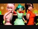 [PS4Pro]PD-FTDX shake it! [CA初音ミク&ルカ&メイコ]