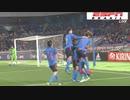 【ブラジル放送版】日本語吹き替え版 サッカー親善試合 日本 対 韓国