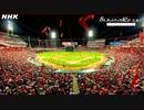 [8Kタイムラプス紀行] 広島 | ファンが集うスタジアム | Hiroshima Baseball Game Experience | NHK