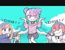 【ナナヲアカリ】男が女声で「ダダダダ天使」を歌ってみた【cover by franbird】