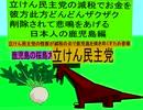 立憲民主党の減税で彼方此方どんどんザクザクお金を削除されて悲鳴をあげる日本人の鹿児島編