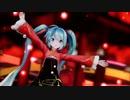 【MMD】極楽浄土/sour式初音ミクー春未来
