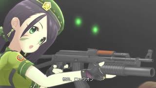デレステ「弾丸サバイバー」MV(ドットバイドット1080p60)