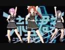 【MMD艦これ】Cv.藤田咲つながりでニコニコ動画流星群【yaggy】