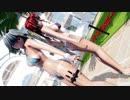 【東方MMD】咲夜と美鈴で「Latino」1080P