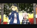 【Fate/MMD】謎のヒロインX達で『ラストダンス』