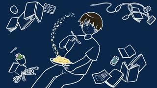 それでも僕はチャーハンを食べる/今日山セイル feat.初音ミク【初投稿】