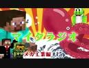 最強の匠【メカ工業編】でカオスマイクラジオ!#15