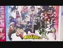 僕のヒーローアカデミア 渋谷ステーションに出現!!アニメ5期スタート 劇場版も!キターーー炎!!