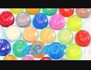 「音フェチ」ASMR!バイノーラル録音!エアー緩衝材エアークッションに色水を入れてみた♪立体音響!作業用BGM