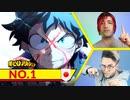 僕のヒーローアカデミア OPENING 8 『No.1』 日本語 - Nordex