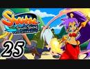 【Shantae and the Seven Sirens】シャンティシリーズ、プレイしていきたい(トロフィー100%)part25【実況】