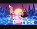 【さくらみこ&宝鐘マリン】「ロキ」の世界を解釈してみた【MMDホロライブ】
