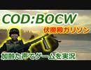 伏魔殿ガリソン Call of Duty: Black Ops Cold War ♯64 加齢た声でゲームを実況