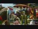 """【モンハンライズ】太刀 ソロ 雷神龍 ナルハタタヒメ 05""""42""""75 討伐【MHRise】"""